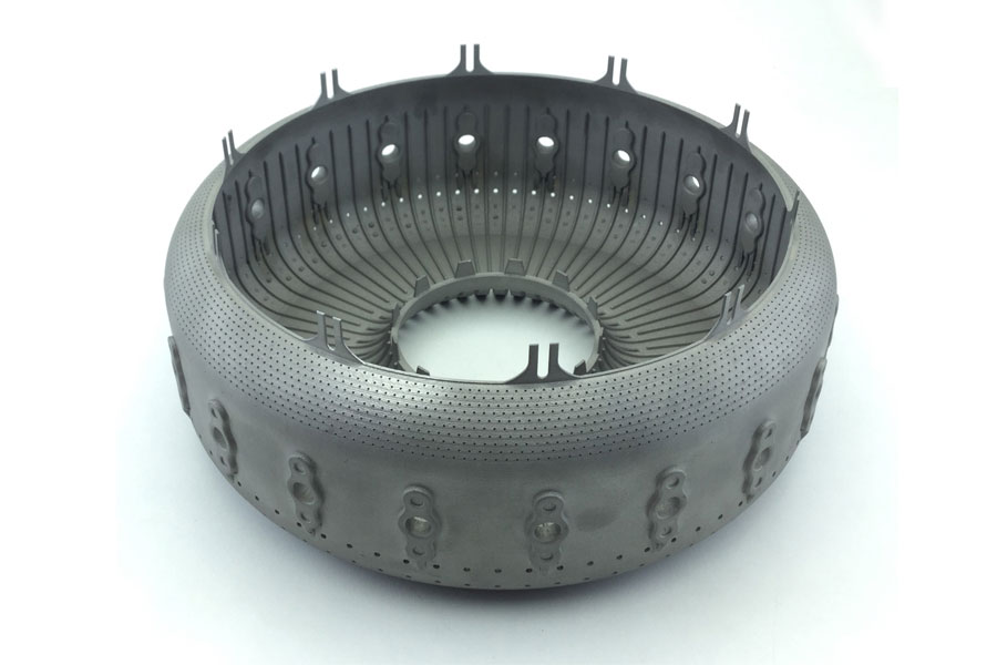 Combustion-Chamber-in-Inconel-718