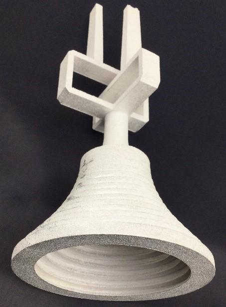 3D printed Aluminium Waveguide